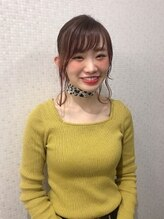 ヘアー テソロ(hair tesoro)AKANE