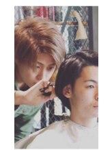 メンズヘアースパイス 本庄(Mens Hair SPICE)西村 一輝