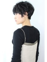 ジル ヘアデザイン ナンバ(JILL Hair Design NAMBA)ハンサムショート