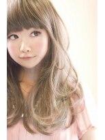 【Calon hair富小路】ショコラロング (小路 慎一郎)