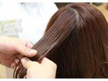 サラ 新札幌店(SALA)の雰囲気(大人女性の髪と頭皮をやさしくケア☆一流薬剤を使って丁寧に♪)