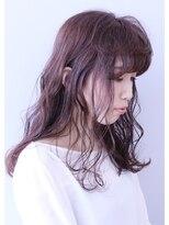 ココ ヘアーアンドライフスタイル(COCO hair&lifestyle)【COCO山口】ニュアンスカラースタイル