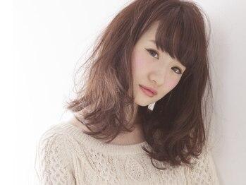アドラーブル けやき通り店(adorable)の写真/【11月1日グランドオープン☆】ダメージレスで、圧倒的なデザイン力をプラス◎モチも良く、理想の髪色に♪