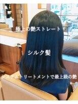 カッツ 川口店(CUT S)シルク髪