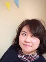 モイヘアーデザイン(moi hair design)ラベンダーアッシュ
