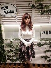 アグ ヘアー カンス 沼津店(Agu hair canth)猪ノ原 弘子