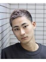 【フェードカット】【大阪】オシャレボウズ×パステルモヒカン