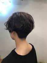 チクロヘアー(Ticro hair)【TICRO大石】刈り上げショート