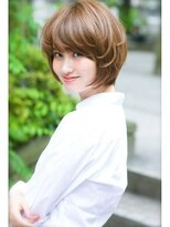 ミッシェルバイアフロート(Michelle by afloat)新宿10代20代30代40代小顔ひし形くびれツヤCカーブカット