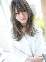 外国人風☆カジュアルセミウェット☆