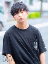 ソーエン ヘアー ブルーム 札幌駅前店(soen hair bloom by HEADLIGHT)*soen*ラフカールMIXマッシュ