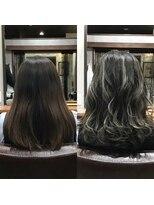 セブン ヘア ワークス(Seven Hair Works)[カラーベーシック]ハイライトカラー