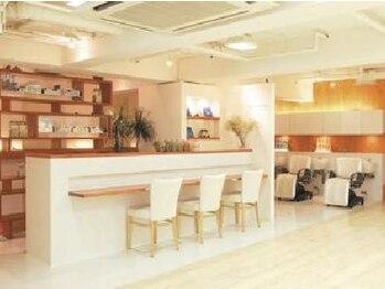 美容室 プカシェル 久我山店の写真/【毎回行くのが楽しみになる♪】地域密着型のアットホームなサロンです♪気さくなスタッフ◎