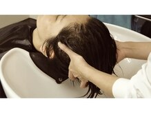 ヘア アンプロップ(Hair amplop)の雰囲気(マイクロバブル導入♪超微細な泡が毛穴の奥まで頭皮ケア)