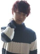 【R.rover 】マッシュ赤髪 0222115078