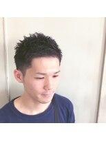 ヘアーアイス(HAIR ICI)【HAIR ICI】夏のメンズスタイル!