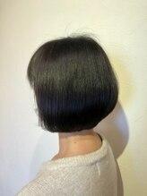 ヘアートゥリース(hair trees)ショートボブ