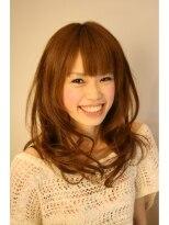 ヘアメイク オブジェ(hair make objet)ロング巻き髪