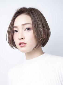 マカロンコワフュールドウシワカマル(macaron coiffure de ushiwakamaru)ハンサムショート