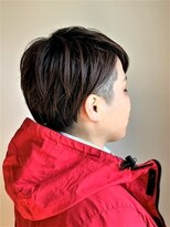 ヘア ミール(hair mirle)ブロックショート