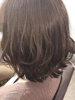 グリ(gris)の写真/【阪神御影駅2分】まとまる柔らかな質感へ♪上品な大人可愛いが叶う私だけの特別な空間<hair salon gris>