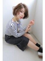 アミ(Ami)【Ami】エアリー感が可愛いボブ