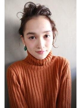 前髪アレンジ10選・伸ばしかけの前髪を可愛くアレンジしよう!