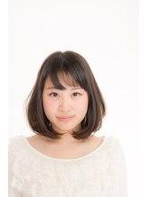 ヘアメイク コルトルンゴ(hair make corto lungo)大人ガーリー 2