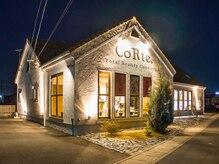 コルテ グラス 倉敷駅前店(CoRte. grass)の雰囲気(天井が高く、開放感のありブラウンでまとめられた落ち着いた店内)