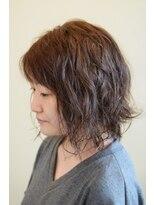 ヘアメイク スコア(Hair Make S CORE)アクティブフェミニンボブ 【Hair Make S-CORE】 053-445-2100