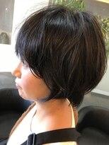 ヘアーリゾートラシックアールプラス(hair resort lachiq R+)《R+》やわらかゆるパーマ