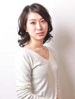 アオイ(AOI)の写真/酵素パーマでダメージレス◎再現性の高いパーマスタイルをご提供!!持ちも◎健康的なツヤ髪をキープ♪