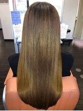 ラフォンテ(La fonte)髪質改善カラーエステ