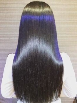レム 桜井店(rem…)の写真/rem独自の縮毛矯正&髪質改善トリートメントで過去最高の美髪を実現☆