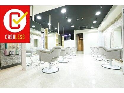 ヘアーリゾート ラヴィニール 新宿東口店(Hair Resort L´avenir)の写真