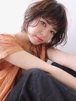 ノイ(noi)#noi_style ショコラブラウン×ショート