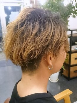 サワーマッシュヘア(SOUR MASH HAIR)の写真/【骨格や髪質から導き出す似合わせスタイリング♪】一人ひとりのライフスタイルに合わせたヘアをご提供☆