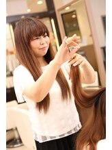 ヘアメイクマーサ エキア志木店(Hair Make MASA)吉江