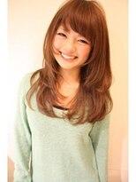【tuuli筑紫野店】軽めのシャギー&毛先カール☆西山雅隆