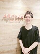 アロマ ヘアー ルーム 渋谷店(AROMA hair room)NA YA