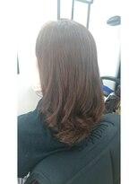 ヘアサロン シュシュ(Hair salon Chou chou)セミロング
