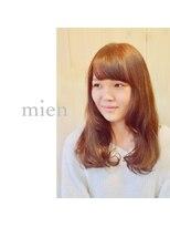 ヘアドレッサー ミアン(HAIRDRESSER MIEN)モテピンク☆【稲毛】
