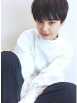 ☆☆blues☆☆タマキstyle 30 大人可愛いナチュラルショート☆
