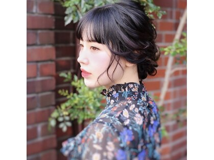 ヘアーメイクアンドセットサロン オリーヴ(HairMake&SetSalon OLIVE)の写真