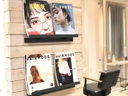 ステラ ヘアモード 新長田店(STELLA hair mode)の写真
