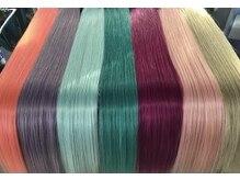 エクステンションマーク(Extension MARK)の雰囲気(人毛エクステだけでも50色以上!カラーバリエーション豊富♪)