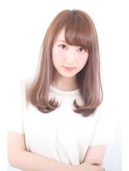 ピースオブヘアー(PEACE of hair)の写真/新感覚!!限られたサロンのみ取扱いの希少なプレミアムトリートメント!芯から潤う美髪へ。