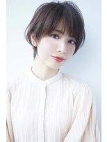 ボニークチュール(BONNY COUTURE)石田ゆりこさん風ショートボブ・40代大人のショートスタイル
