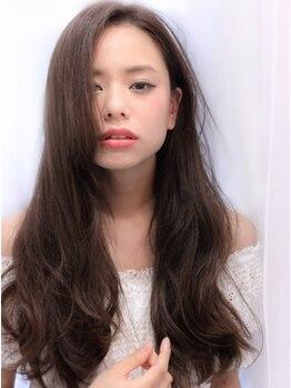 ヘアー アンジェリック(HAIR ANGELIC)の写真/ナチュラル志向のオトナ女子に大人気☆髪と頭皮に優しい≪オーガニックカラー≫でオシャレを楽しんで♪