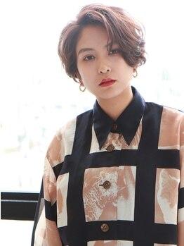 スタイル 成城学園前(STYLE)の写真/ハイキャリアなスタイリストの骨格・髪質を見極めた似合わせカットをお得に体験♪